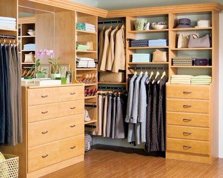 Closets for Custom closet images